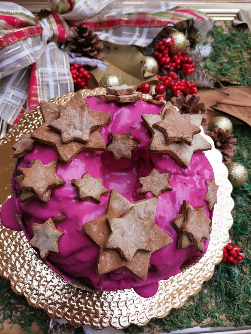 Ciambella di Natale speziata