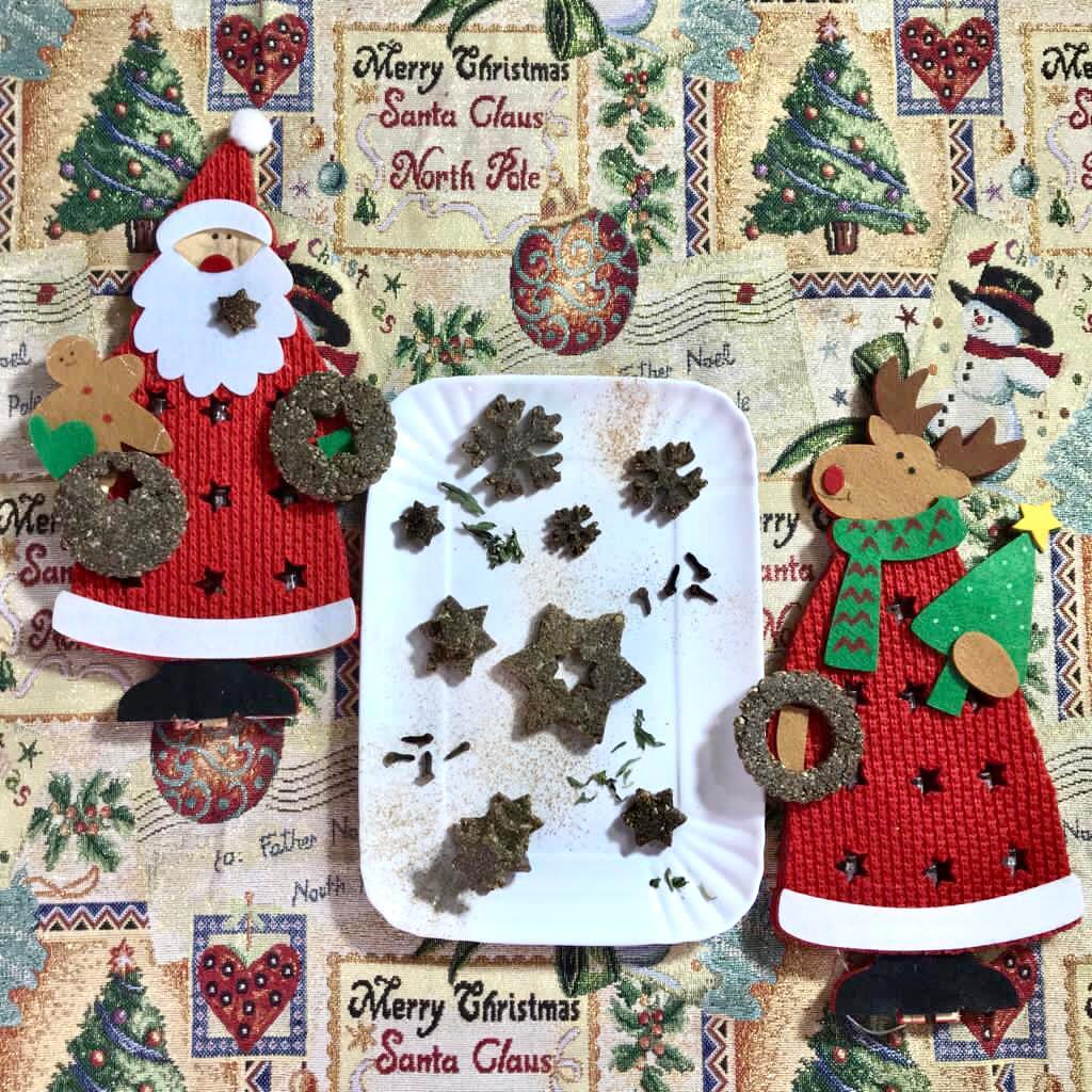 Biscotti di Natale alle ghiande